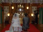 リサイクル振袖の店でウエディングドレスも♪結婚式よ〜っ