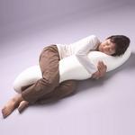 抱き枕妊婦